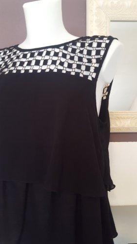 Schwarze Bluse Gr. M