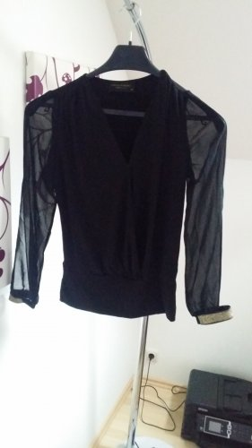 10 Days Blouse black-gold-colored