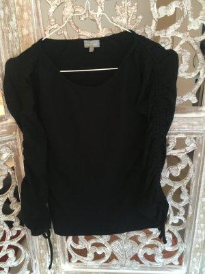 Schwarze Bluse Naf Naf