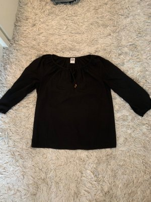 Schwarze Bluse - VB