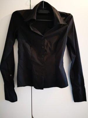 Schwarze Bluse von Amisu Gr.XS