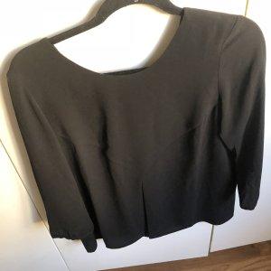 Schwarze Bluse von Bash