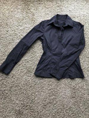 schwarze Bluse von BOSS
