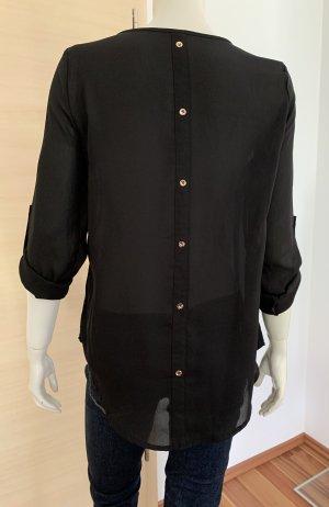 Schwarze Bluse von Colloseum