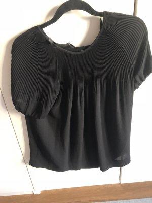 Schwarze Bluse von Cos