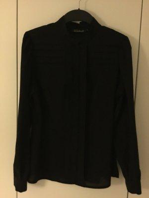 Schwarze Bluse von Fräulein Stachelbeere
