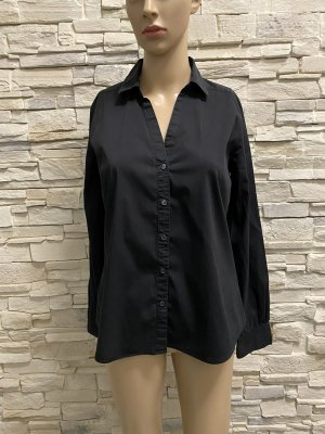 Schwarze Bluse von H&M Gr 38