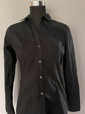 Schwarze Bluse von H&M, Gr. 38
