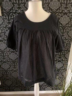 Schwarze Bluse von Hüftgold, One Size