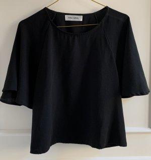 Schwarze Bluse von Machima