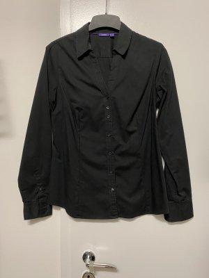 schwarze Bluse von Mexx