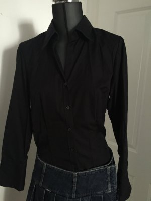 Schwarze Bluse von Seidensticker