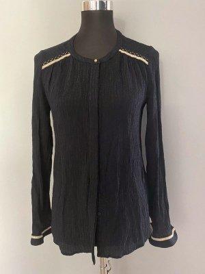Schwarze Bluse von Sessun, Gr. M