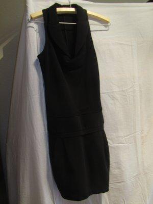 Schwarze Blusenkleid von Zara