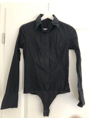 Sisley Camicetta body nero