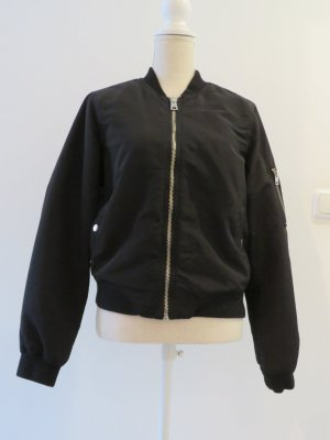 Vero Moda Bomber Jacket black polyester