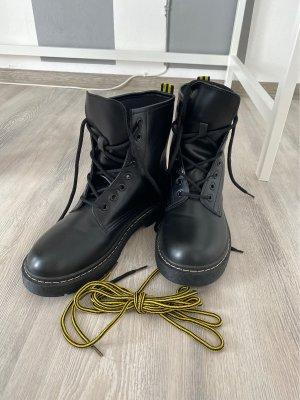 SheIn Aanrijg laarzen zwart