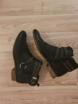 Bullboxer Ankle Boots black