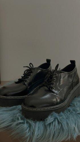 zutti Budapest schoenen zwart
