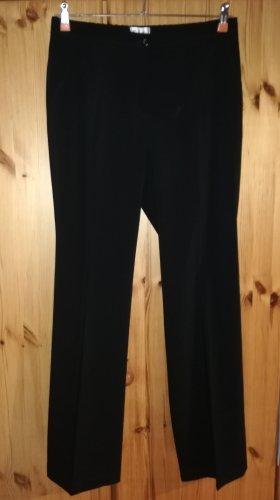 Ulla Popken Pleated Trousers black