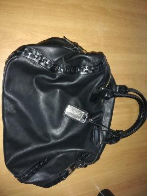 Schwarze Buffalo Tasche