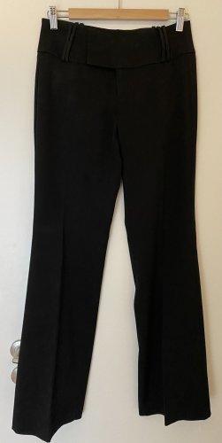 Schwarze Bundfaltenhose von Esprit