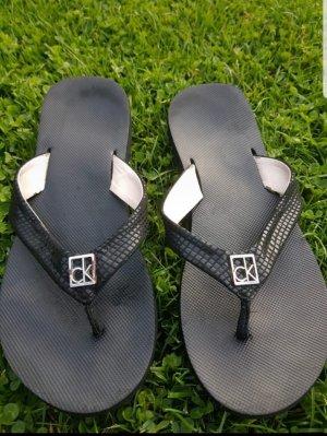 Calvin Klein Flip flop sandalen veelkleurig