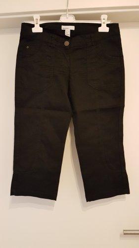 Schwarze Caprihose Größe 38 Marke MNG Basics