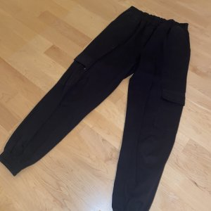 Jeans baggy noir