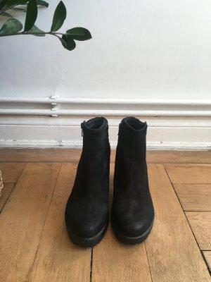 Schwarze Chelsea boots von Vagabond