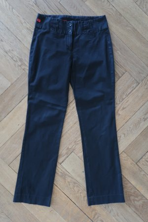 Personal Affairs Pantalon chinos noir coton