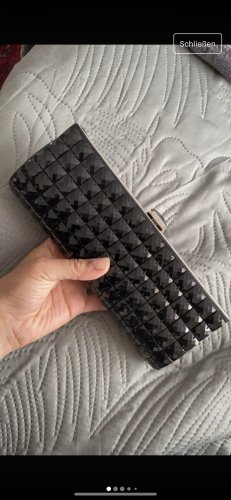 Schwarze clutch