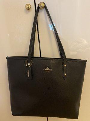 Schwarze COACH Tasche