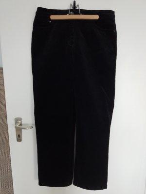 C&A Corduroy Trousers black