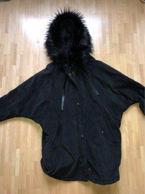 K.Zell Outdoor Jacket white-black