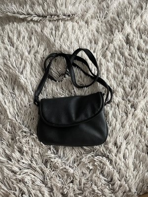 Schwarze Crossbody Tasche