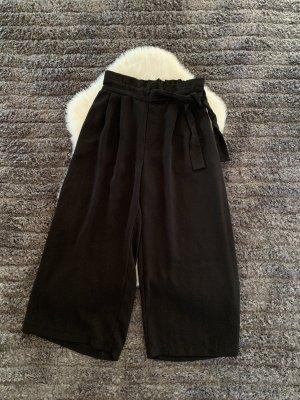 Schwarze culotte