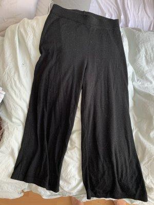Schwarze Culotte Hose von Asos