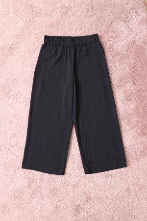 Schwarze Culotte von H&M Größe 38