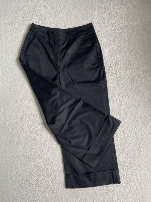 Schwarze Culotte von Massimo Dutti / Gr. 38