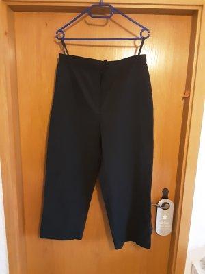 John Baner Pantalone culotte nero