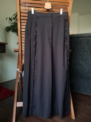 & other stories Pantalone culotte nero