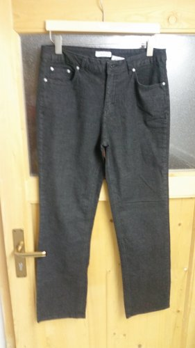 Schwarze damen Jeans Hose