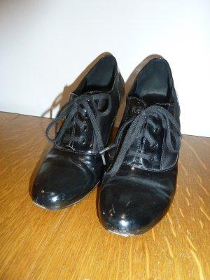 Schwarze Damen Schuhe v. H&M Gr. 39