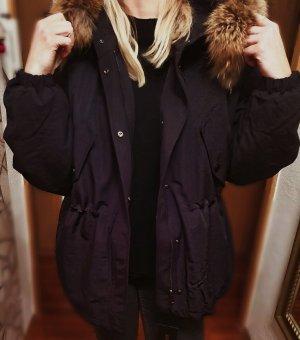 A-Z Veste d'hiver noir