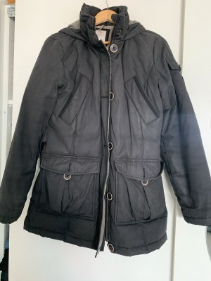 s.Oliver Down Coat black