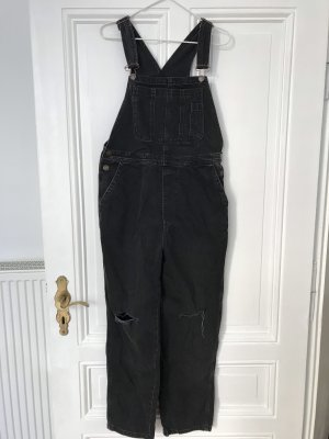 Urban Outfitters Dungarees black
