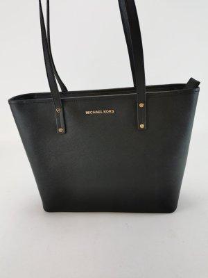 Schwarze Designertasche von Michael Kors