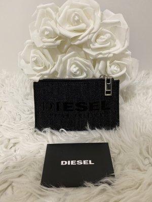 Schwarze Diesel Geldtasche
