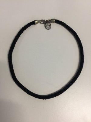 Schwarze Dyrberg/Kern Halskette